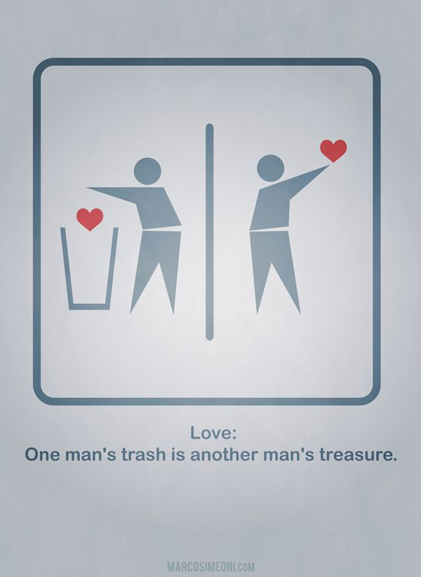 Quotes about Another man's treasure (20 quotes)